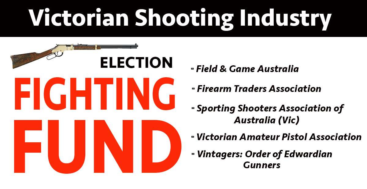 Vic Shooting Industry Fighing Fund