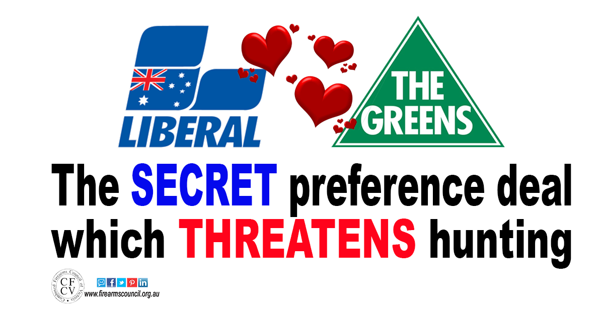 Libs Greens deal