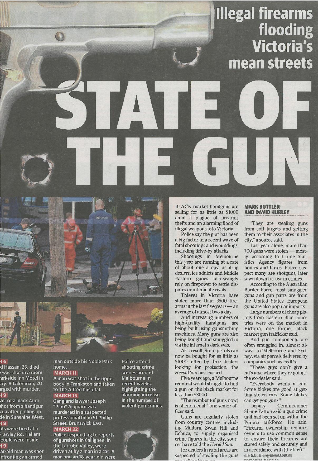 HS gun theft story 1