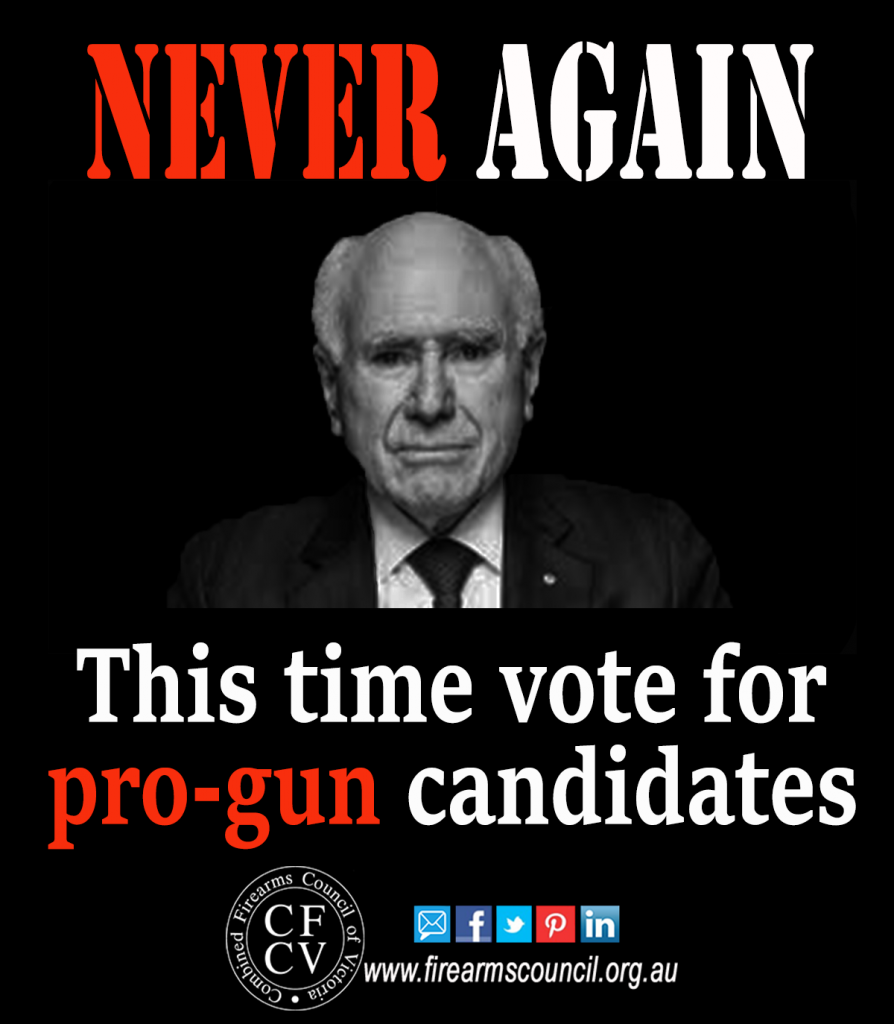 John Howard - Never again