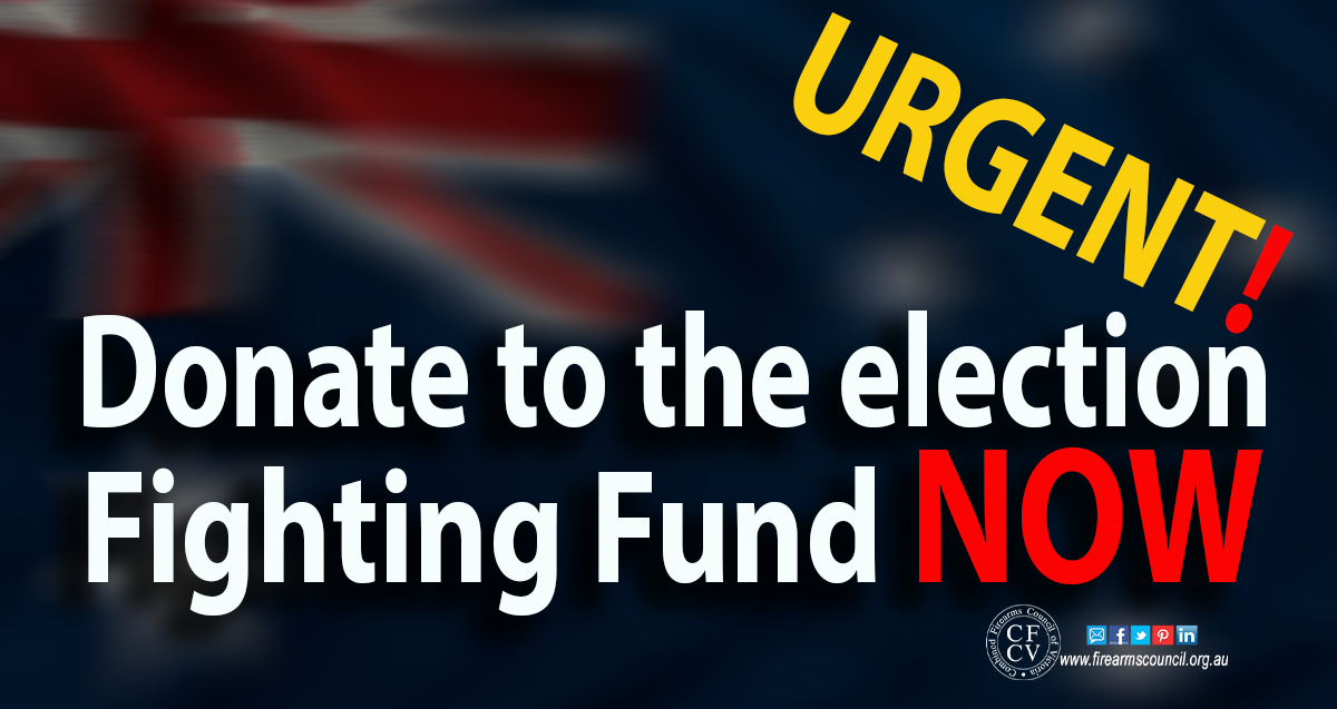 Federal Election - donations
